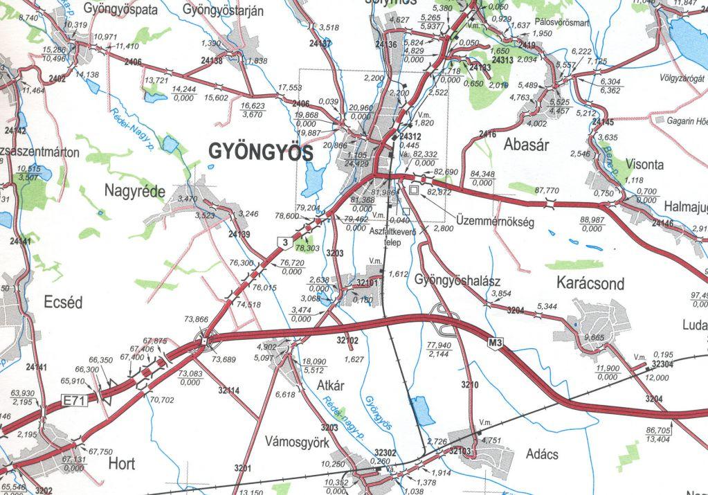 térkép gyöngyös Gyöngyös Ipari Park Fejlesztő Kft. térkép gyöngyös
